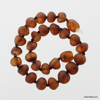 Raw Baltic Amber Bracelet for Adults
